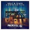 Volt & State - Sandcastles (Brozzess Remix) Portada del disco