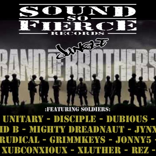 Band of Jungle Brothers (OUT NOW!!)