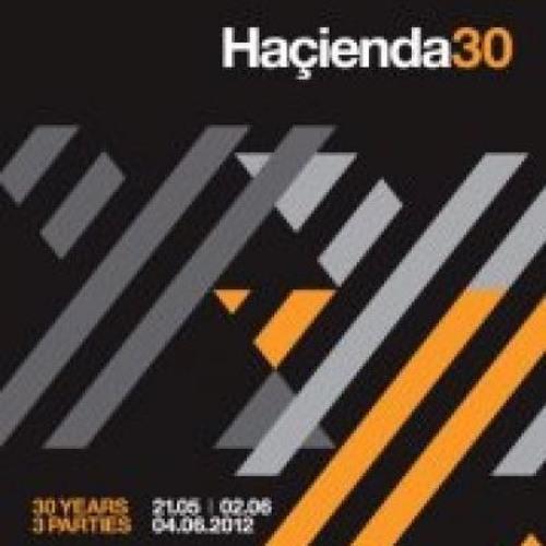 HACIENDA30 TEMPERANCE CLUB TRIBUTE MIX (DJ DAVE BOOTH)