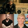 Billion hits and double take by Ross lynch and also stereo hearts by gym class heroes and Adam Levine