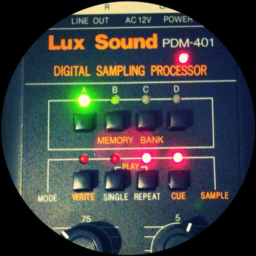 Lux Sound PDM-401 - test 1