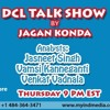 June 23rd 2016 DCL Talk Show by Jagan Konda and Aanalysts