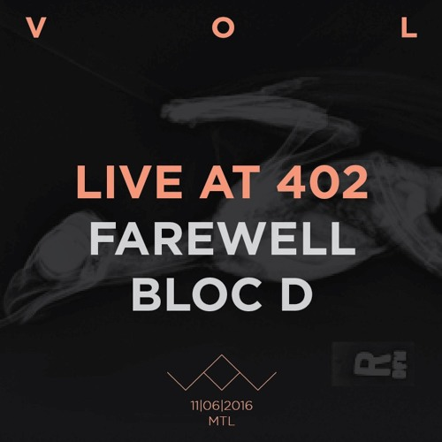 LIVEAT402 by VOL