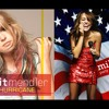 Miley Cyrus- Party in the USA and Bridget Mendler- Hurricane (MASHUP)