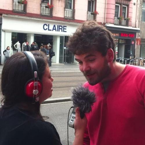 Interview de Ludo, youtubeur d'Osons Causer, au Forum Ouvert de l'Education aux Médias
