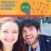 Interview de Tatiana, youtubeuse du Fil d'Actu, au Forum Ouvert de l'Education aux Médias