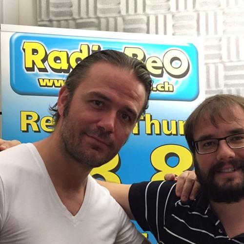 Oli Kehrli im Radio BeO
