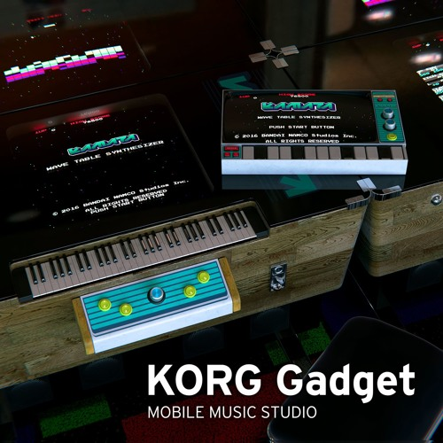 KORG Gadget v2.5 Kamata Demo Songs (KORG Gadget Official Selection)