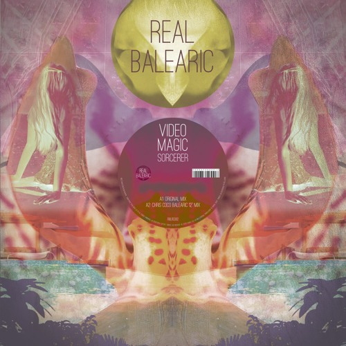 RBLRC002 05 - Sorcerer - Video Magic (Irregular Disco Workers Remix)