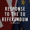 EU Referendum Response