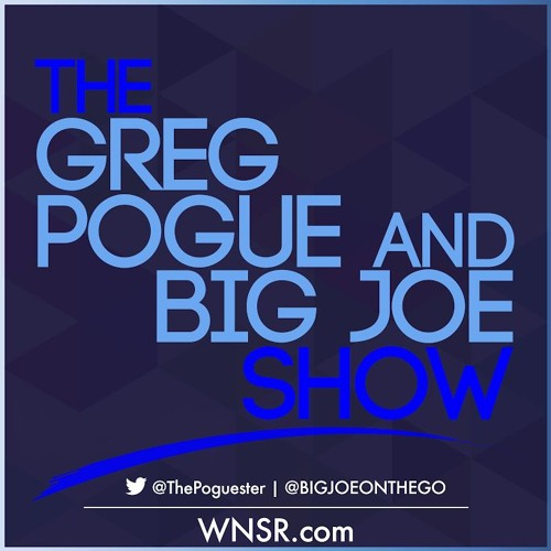 Pogue & Big Joe Show 6-28-16