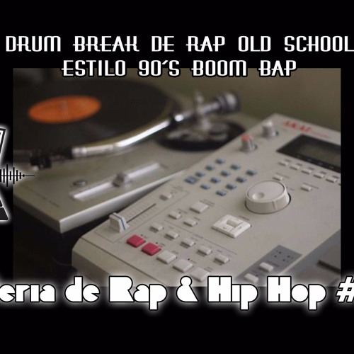 Break Drum De Rap & Hip Hop para BeatMaker sample loop # 39
