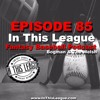 Episode 85 - Week 13 With Justin Mason From FanGraphs And FWFB