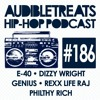 Audible Treats Hip Hop Podcast 186