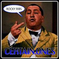 ROCKY RIBS | FERAL SERGE • FORTIFIED MIND • BOBBY CRAVES • DZL • DEVIZE Artwork