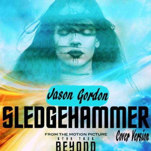 Sledgehammer Cover By Jason Gordon