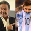 La bendición de Ricardo Montaner a Messi