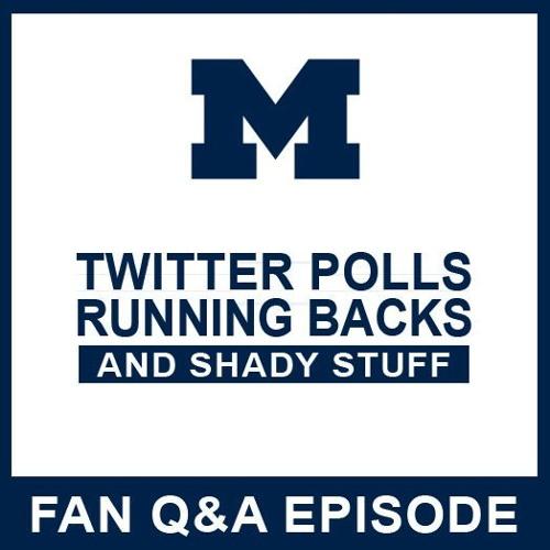 Twitter Polls, Running Backs & Shady Stuff: Episode 51