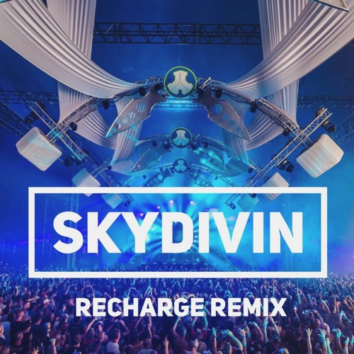 Darren Styles - Skydivin (Recharge Remix)