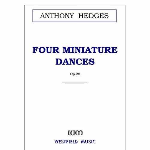 Four Miniature Dances