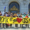 San Francisco Rally For Free Community College Plan