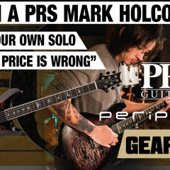The Price is Wrong Solo Section Backing Track