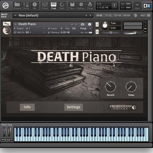 Kontakt Piano Bundle by Production Voices