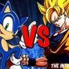 Goku Vs Sonic rap battle by Infinite Source