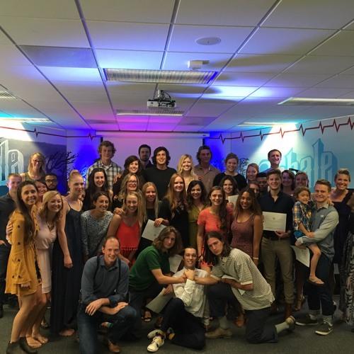CSBS and SOMD graduation. June 25, 2016