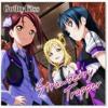 「Strawberry Trapper」Iroha, Megpoid & Rin「 ラブライブカバー 」+VSQx