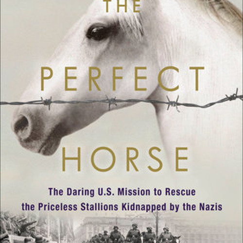 The Perfect Horse by Elizabeth Letts, read by Paul Boehmer