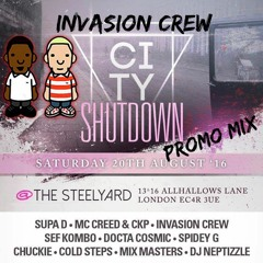 City Shutdown Promo Mix (June 2016)
