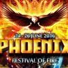 Prefix @ Vortex Phoenix Festival Of Fire 2016