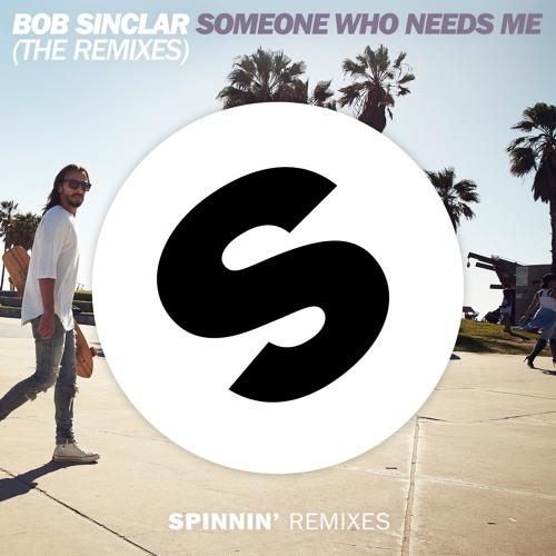 Bob Sinclar - Someone Who Needs Me (Alex Gaudino & Dyson Kellerman Remix)320FREEREMIX