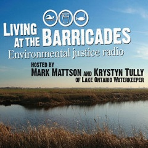 Living at the Barricades - President Clinton, Kennedy: Global Waterkeeper movement - 2009 - 07 - 14