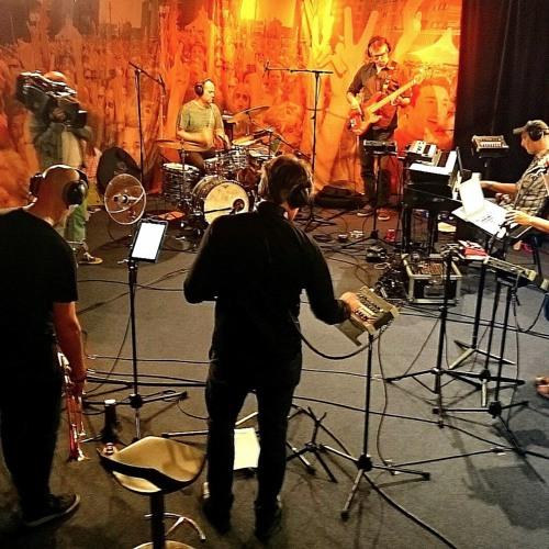 The Jazzinvaders Live @ Radio Rijnmond - Live uit Lloyd