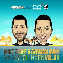 Warp Brothers And Aquagen Vs. Alexx Slam - Blade (Mike Tsoff & German Avny Mashup)