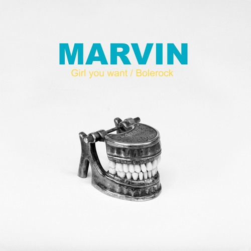 Marvin 'Girl You Want' (DEVO cover)