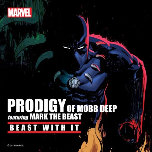 Mark The Beast - Beast With It feat. Prodigy