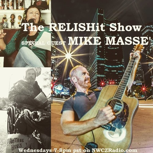 RELISHit Show Ep. #6 w/ Mike Masse'