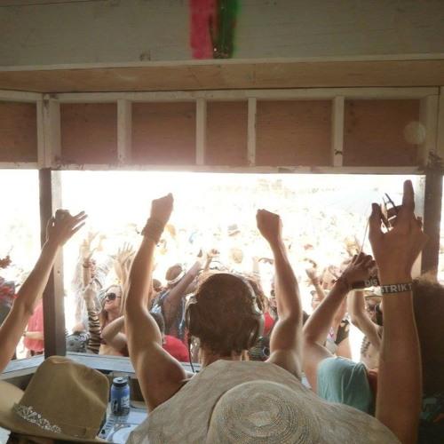 Burning Man 2015 - DJ Dane @ DISTRIKT -