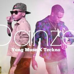 Yung Muse feat Teckno Miles - 'Danze' along