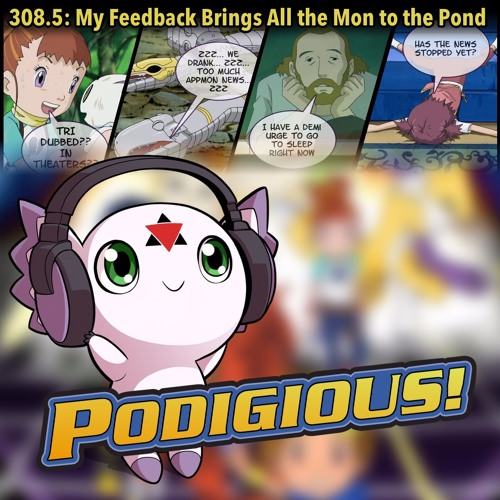 """Digimon Tamers: Digital World Pt. 2 (Feedback) 
