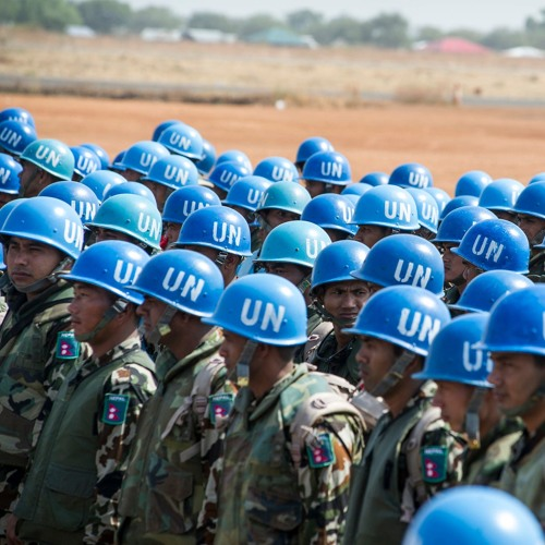 UN Peacekeeping and Sexual Violence'- an interview with Dr Isabelle Lassee,  SACLS