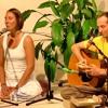 Maha Mantra and Gayatri Mantra chanted by Gauri and Johannes