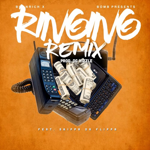 Ringing Remix Feat. Skippa Da Flippa by Pada Esco | Free ...