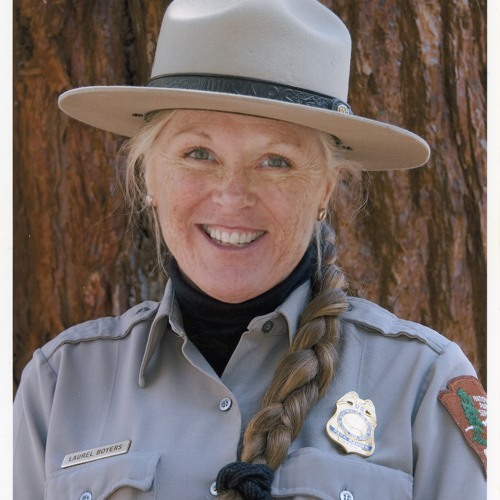 Laurel Boyers, NPS wilderness ranger