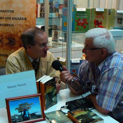 Wywiad z Targów Książki w Katowicach - 2012