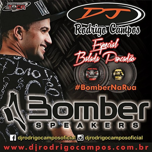 06 - Bomber Speakers 2016 Pancadão @DjRodrigoCamposOficial
