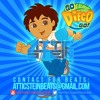 GO DIEGO THEME SONG REMIX [PROD. BY ATTIC STEIN] (Epicenter Bass) By Lucy Diclonius Bueno